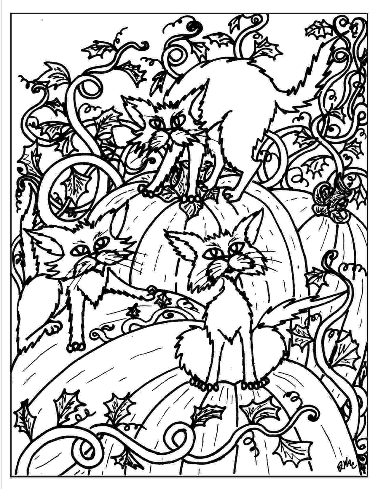 coloring pages for adults halloween halloween coloring page printables popsugar smart living adults halloween pages for coloring