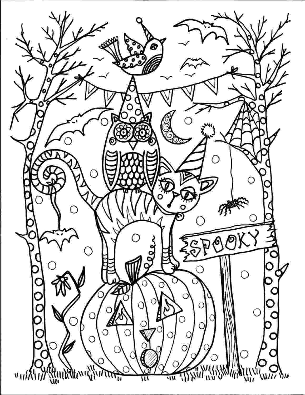 coloring pages for adults halloween halloween treats adult coloring pages adult coloring halloween adults for coloring pages