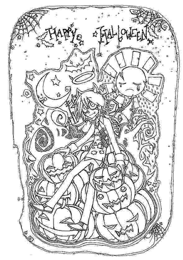 coloring pages for adults halloween witch and halloween text halloween adult coloring pages pages coloring for halloween adults