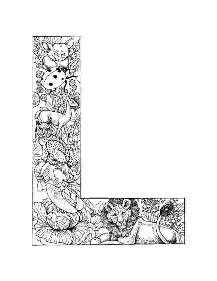 coloring pages for adults letter 100 best alphabet coloring images on pinterest adults pages for letter coloring