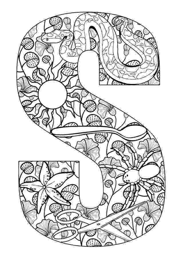 coloring pages for adults letter adult colouring page alphabet letter g coloring pages for letter adults