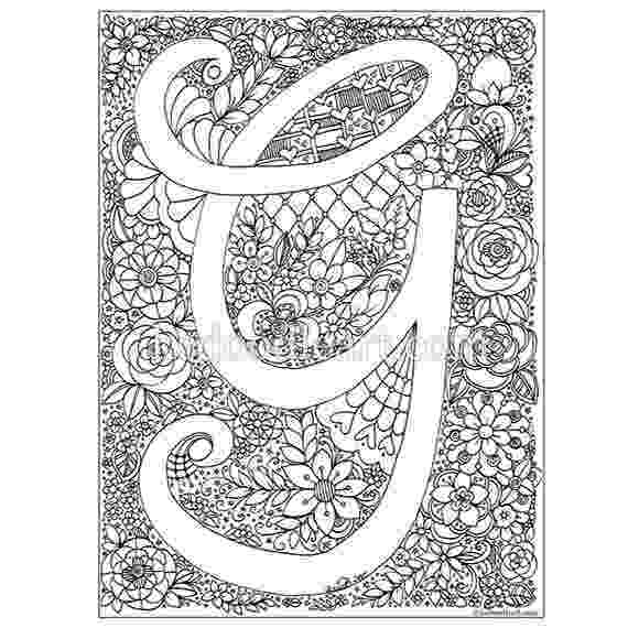 coloring pages for adults letter digital instant download adult coloring page letter g coloring pages for letter adults