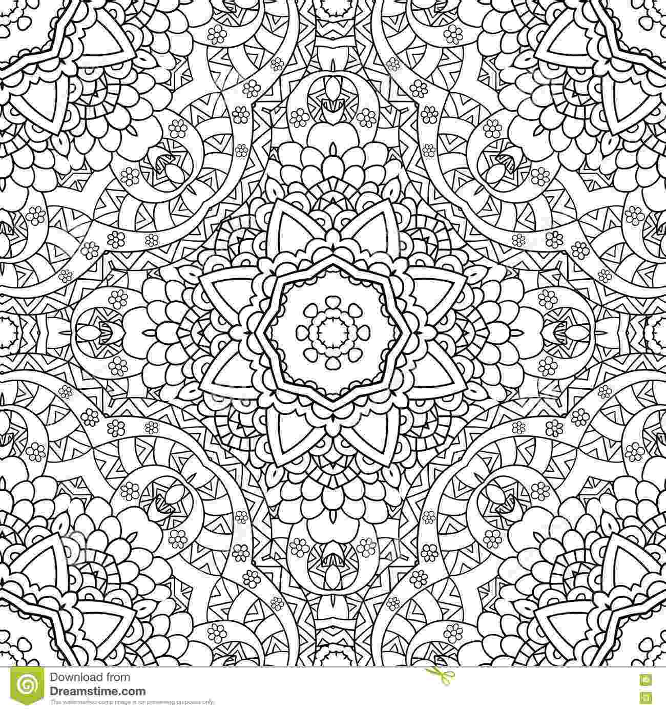 coloring pages for adults patterns coloring pages for adultsdecorative hand drawn doodle coloring adults patterns pages for