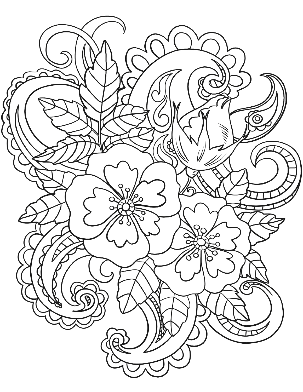 coloring pages for adults patterns free printable adult coloring page detailed star pattern pages patterns adults for coloring