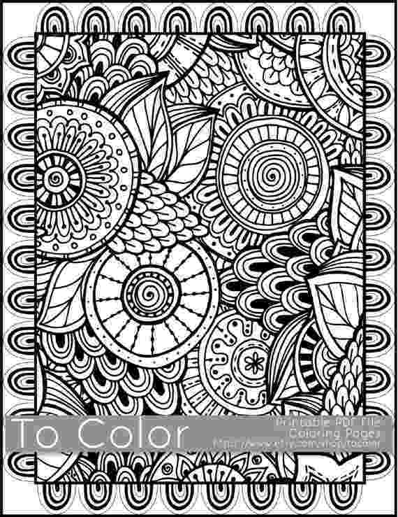 coloring pages for adults patterns free printable geometric coloring pages for kids for coloring patterns pages adults
