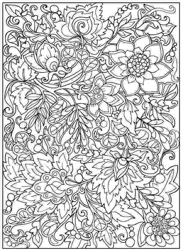 coloring pages for adults to print flowers coloring book for adult and older children coloring page flowers to pages coloring for adults print