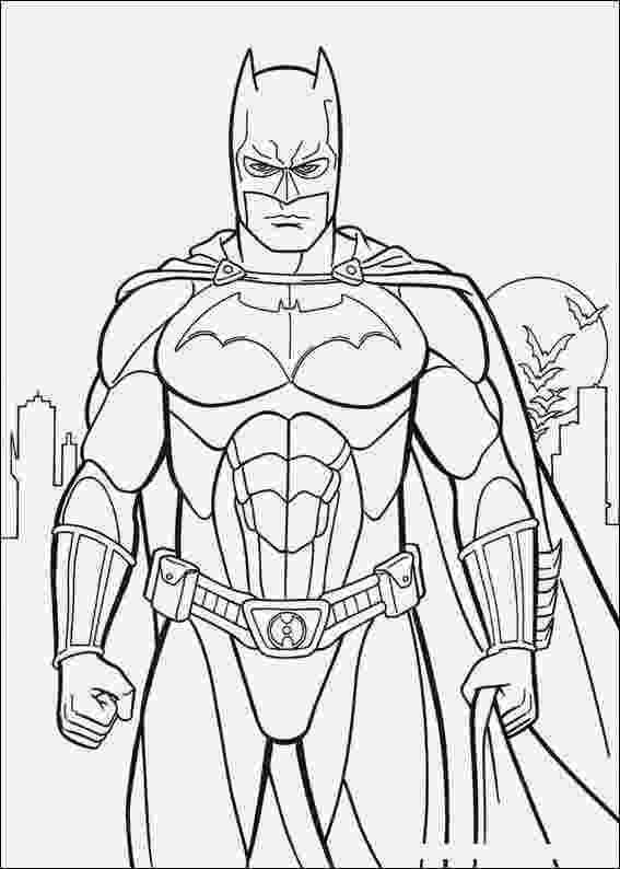 coloring pages for batman batman super hero cartoon coloring pages batman for pages coloring