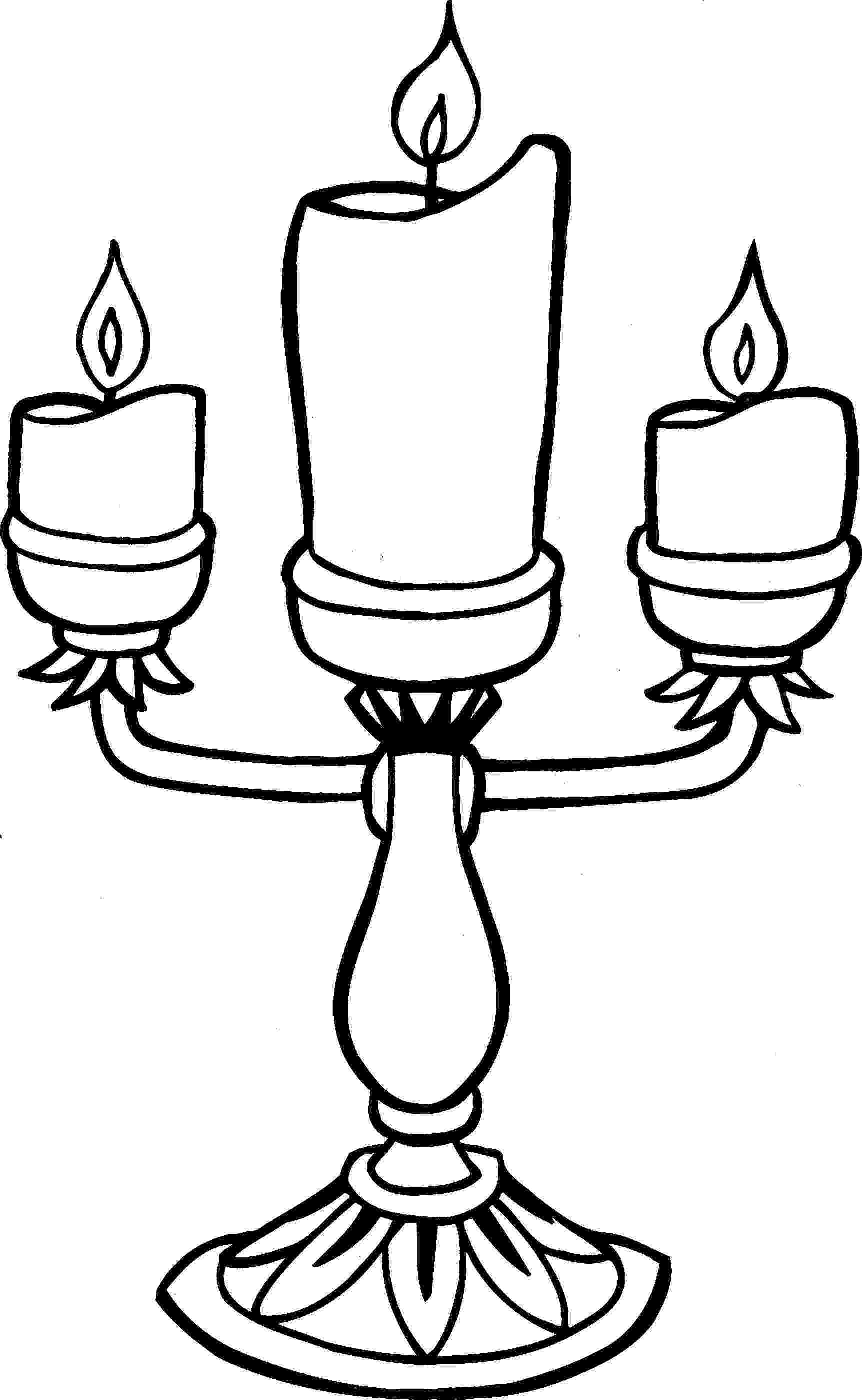 coloring pages for candle coloring pages to download and print for free coloring for pages