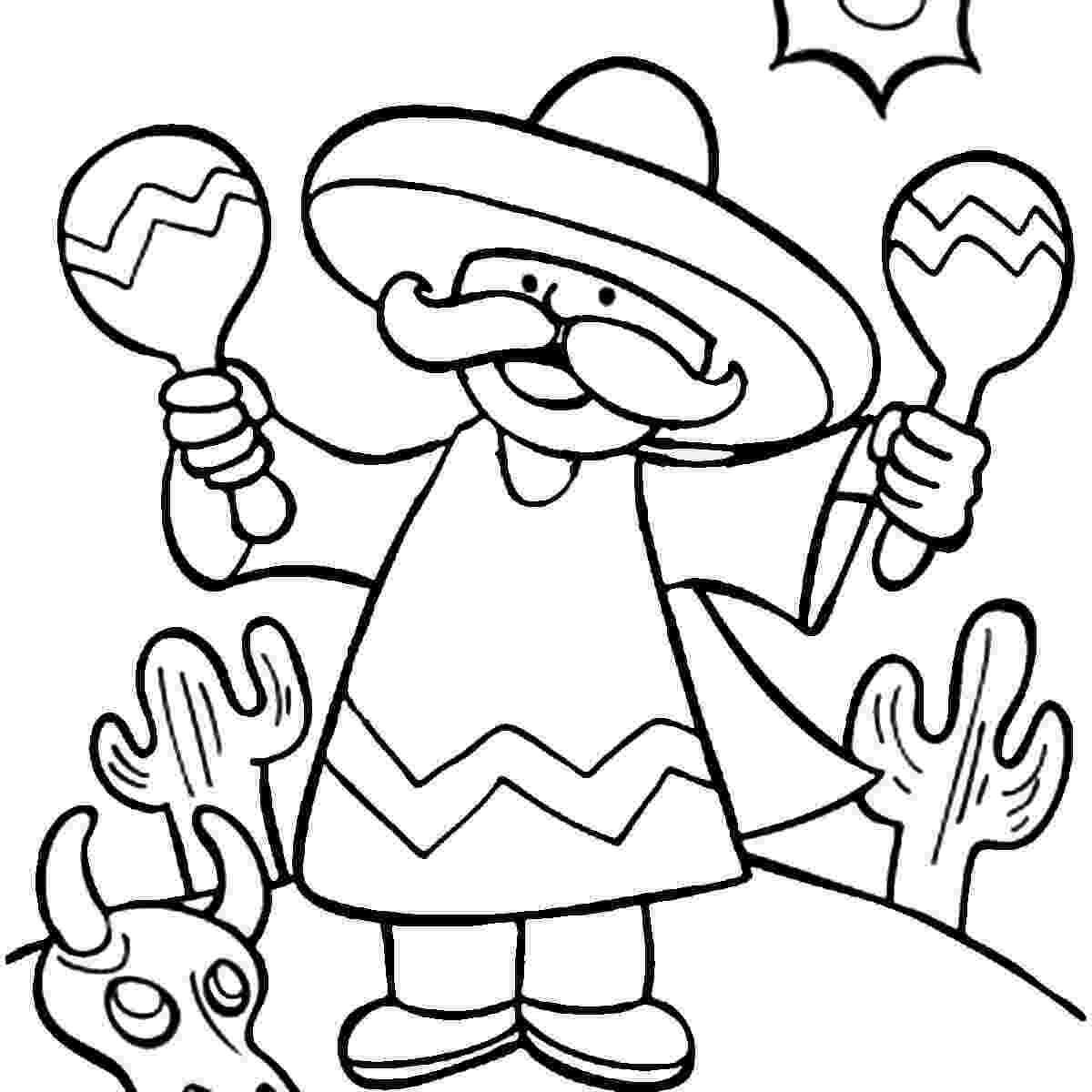 coloring pages for cinco de mayo 35 free printable cinco de mayo coloring pages for cinco pages coloring mayo de