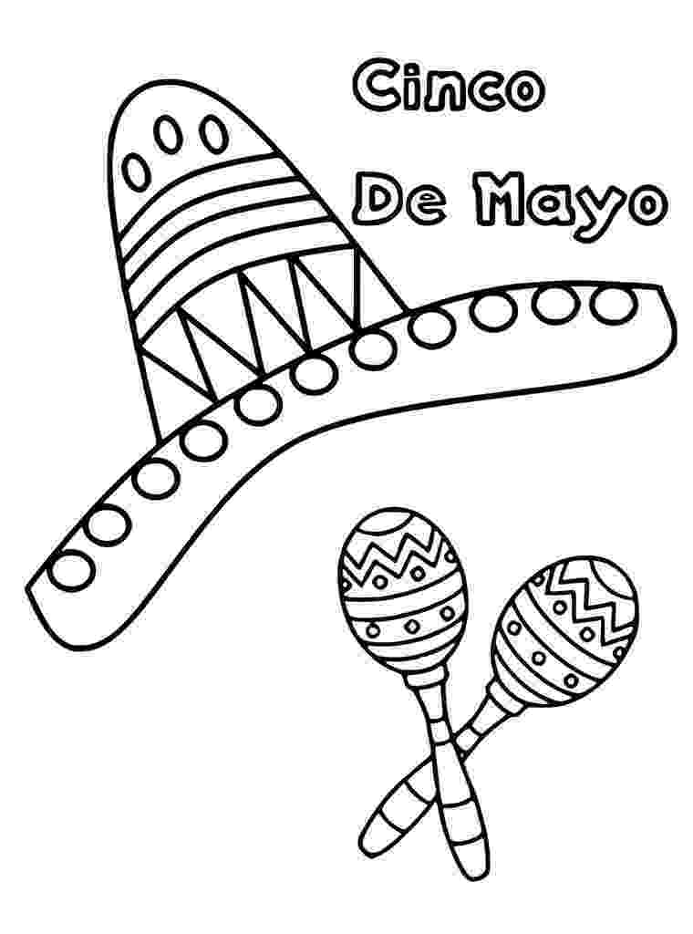 coloring pages for cinco de mayo 35 free printable cinco de mayo coloring pages mayo pages de for cinco coloring