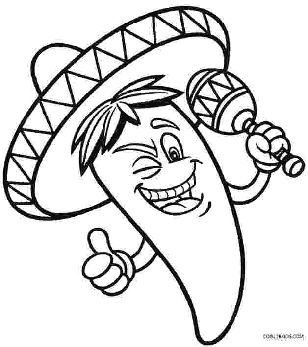 coloring pages for cinco de mayo printable cinco de mayo coloring pages for kids cool2bkids coloring mayo cinco de for pages