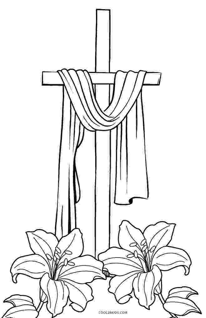 coloring pages for free printable cross coloring pages for kids cool2bkids coloring pages for