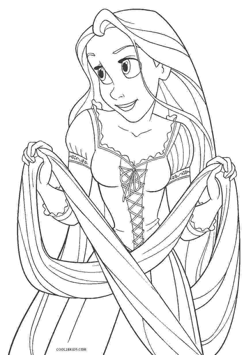 coloring pages for free printable tangled coloring pages for kids cool2bkids for pages coloring