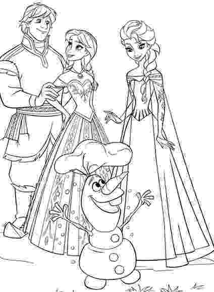 coloring pages for frozen characters characters from frozen coloring pages for frozen coloring pages characters