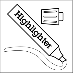 coloring pages for highlighters highlighter coloring page ultra coloring pages pages highlighters for coloring