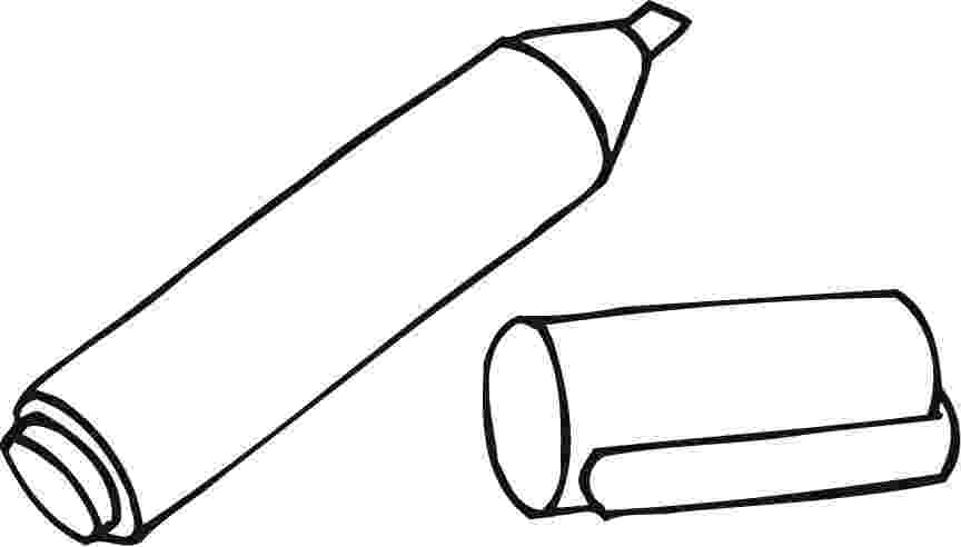 coloring pages for highlighters highlighters coloring page coloringcrewcom for pages highlighters coloring