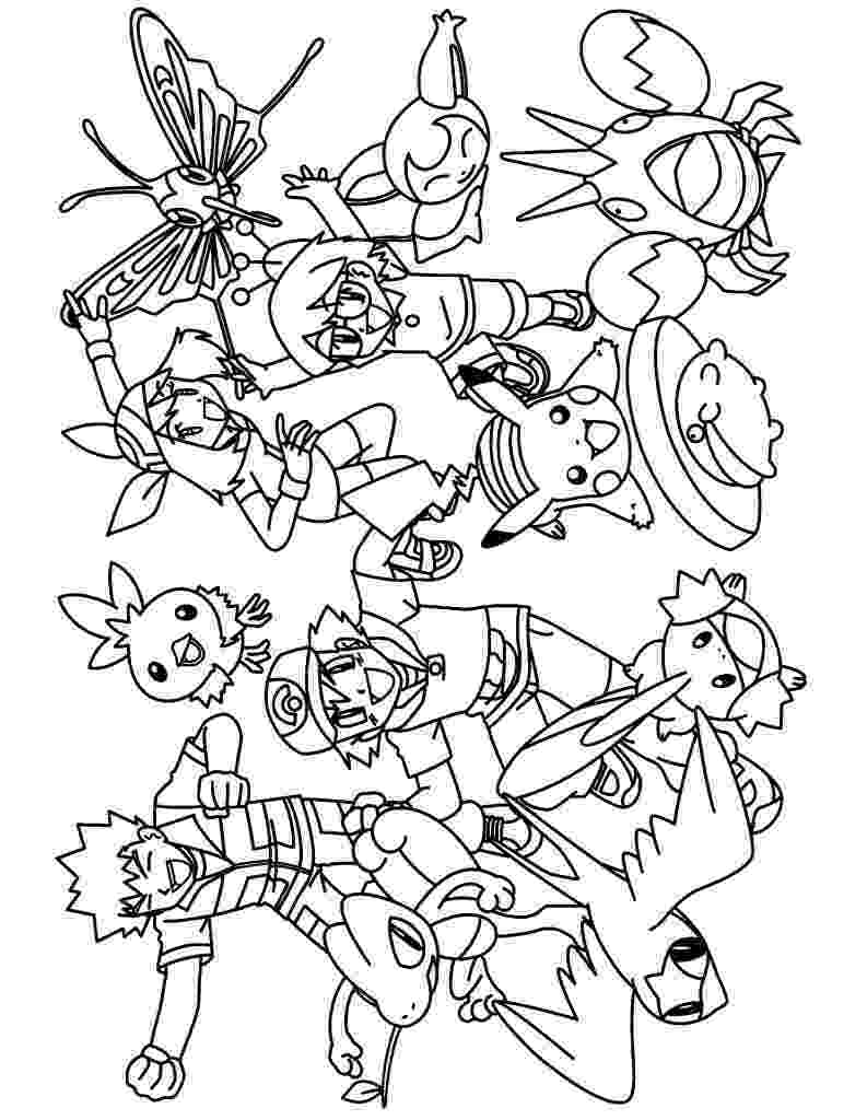 coloring pages for pokemon pokemon coloring pages join your favorite pokemon on an for pages coloring pokemon