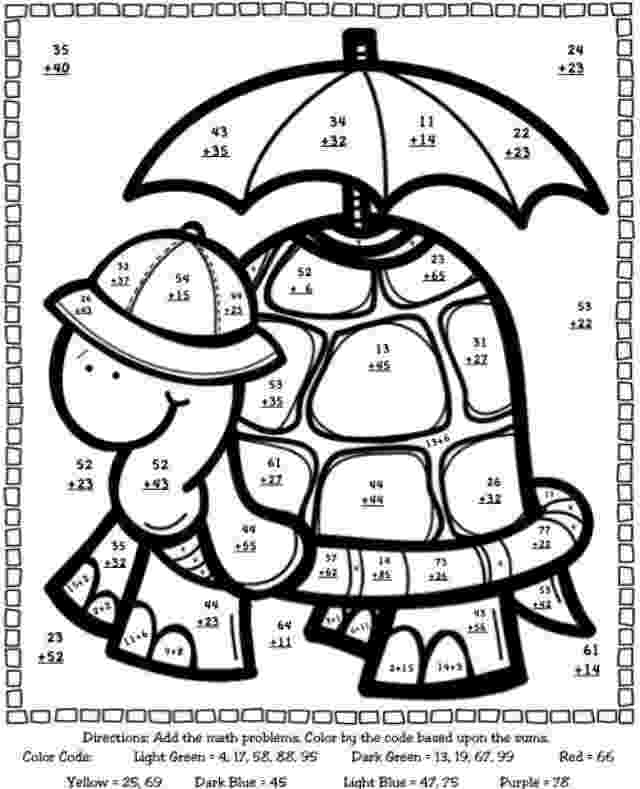 coloring pages for second graders spring coloring pages color by code second grade by mrs second for coloring pages graders