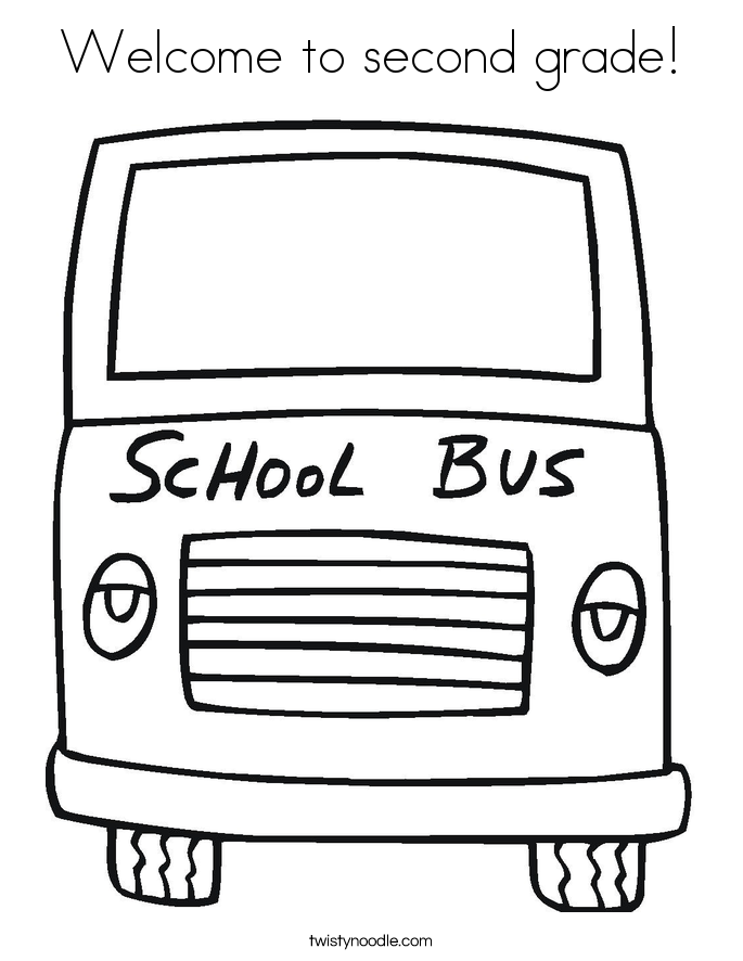 coloring pages for second graders welcome to second grade coloring page twisty noodle graders for second coloring pages