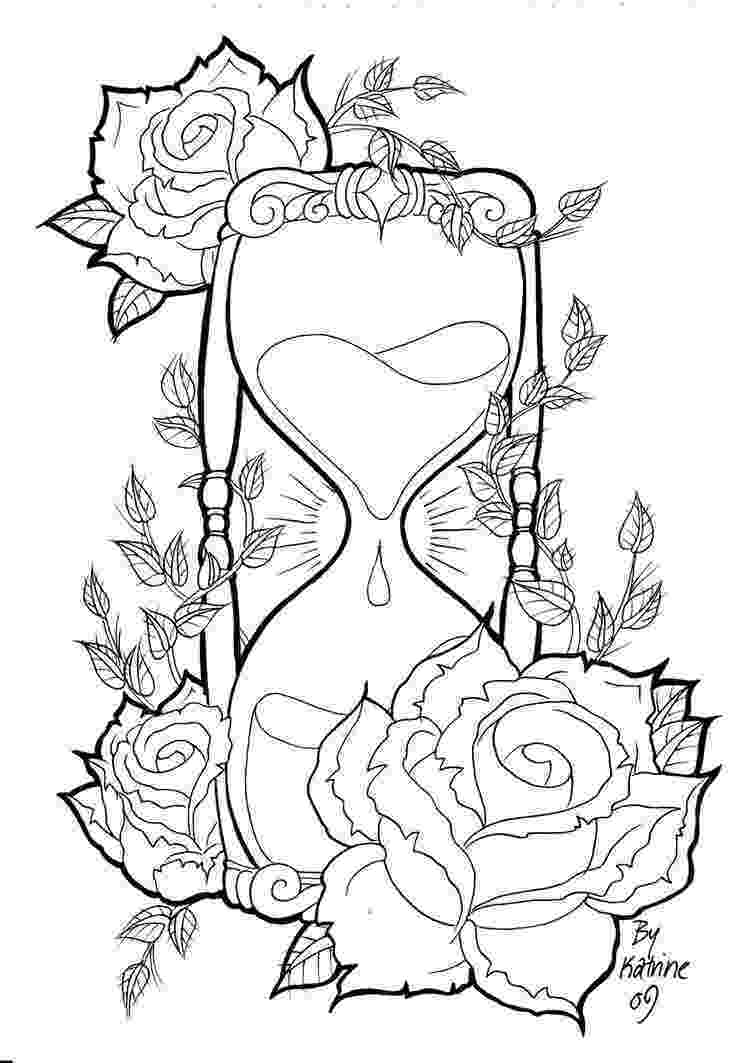 coloring pages for tattoos adult coloring book pagesmore pins like this at coloring pages tattoos for