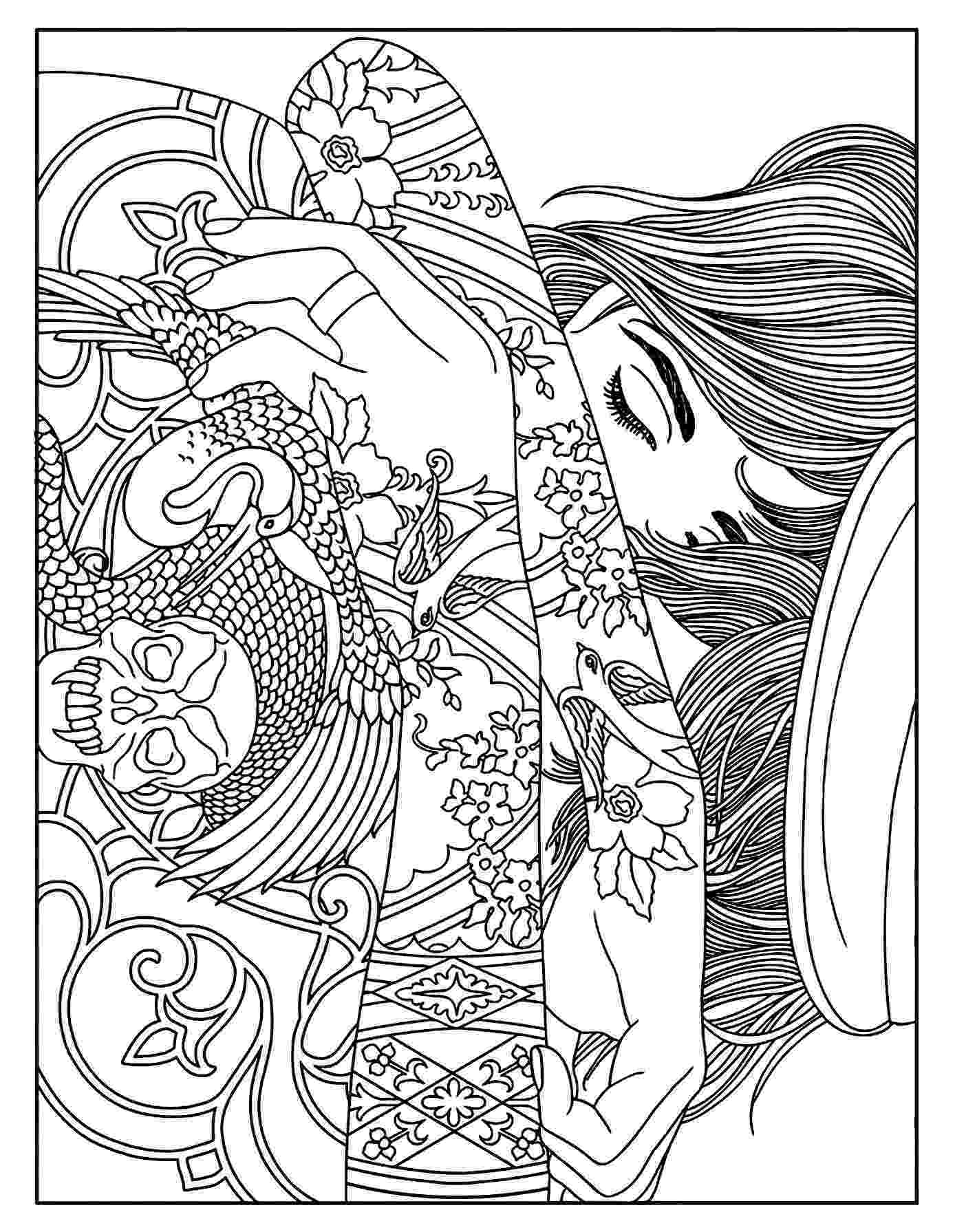 coloring pages for tattoos arm and hand tattoo 1 tattoos adult coloring pages tattoos pages for coloring
