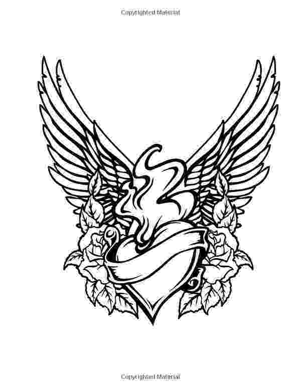 coloring pages for tattoos girl with a tattoo printable adult coloring pages from tattoos pages for coloring