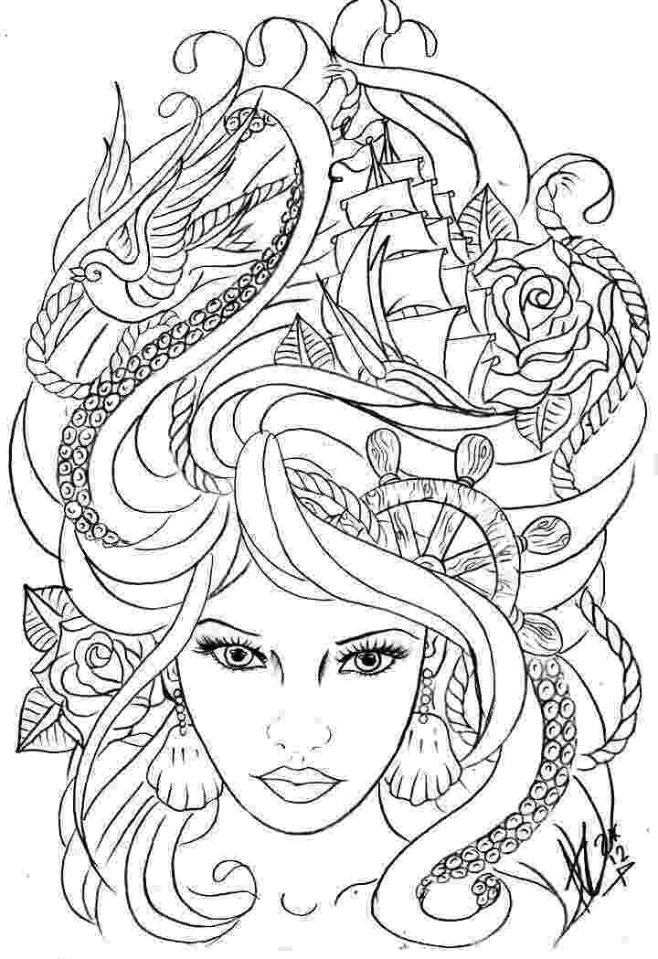 coloring pages for tattoos japanese koi coloring pages download and print for free tattoos coloring for pages