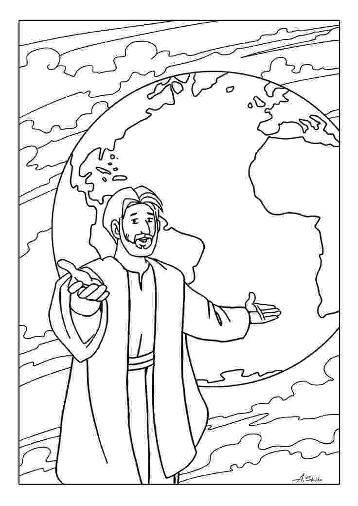 coloring pages for toddlers sunday school psalm 1083 we praise jesus children to color school pages sunday toddlers for coloring