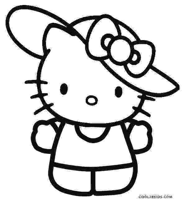 coloring pages hello kitty free printable hello kitty coloring pages for pages hello kitty coloring pages
