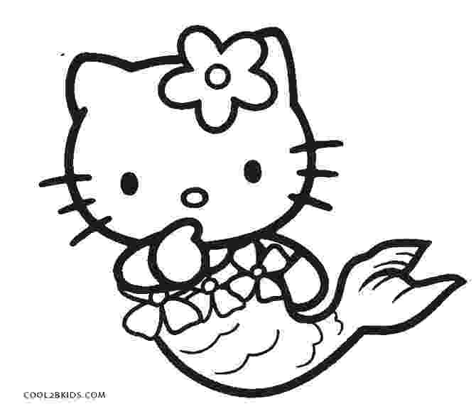 coloring pages hello kitty hello kitty mermaid coloring pages to download and print kitty pages coloring hello