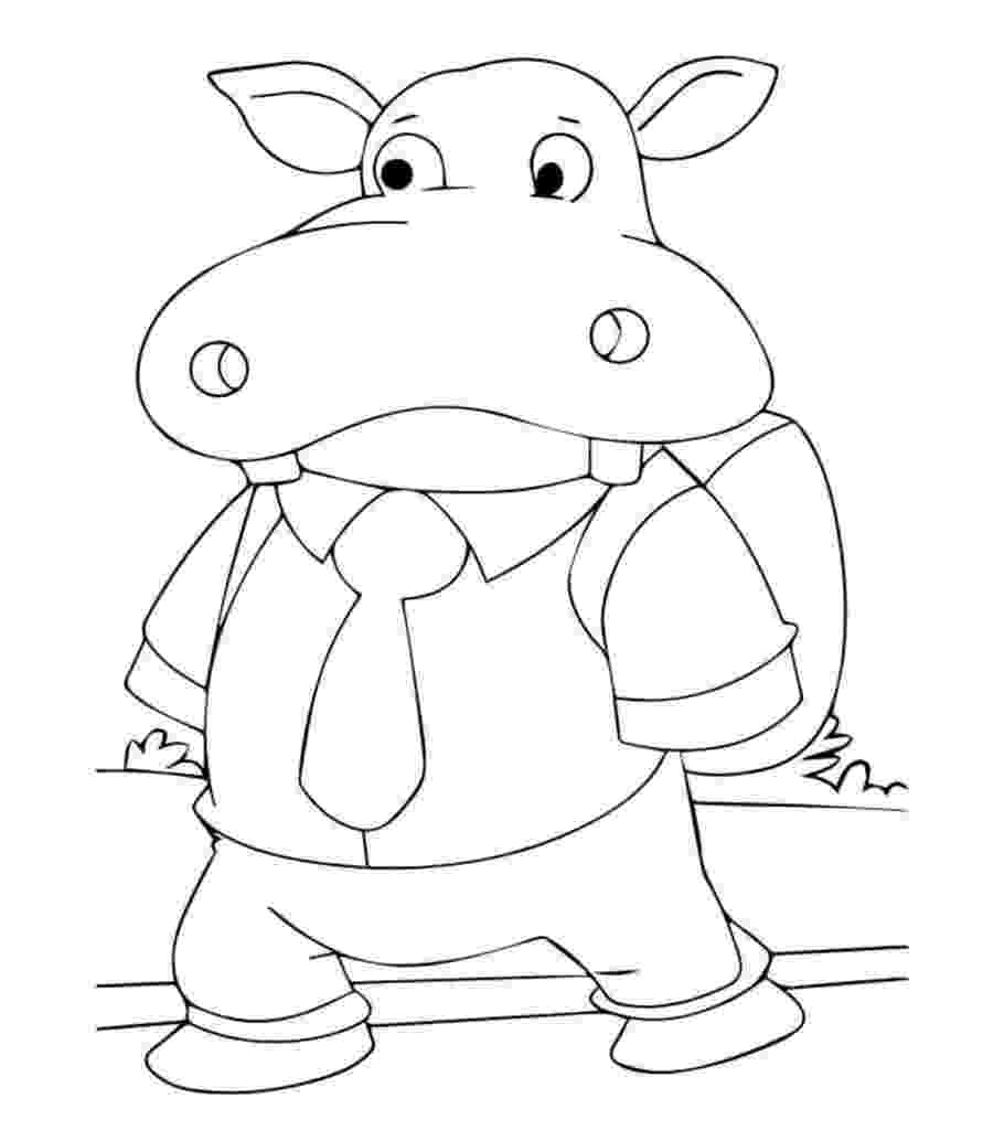 coloring pages hippo 10 cute free printable hippo coloring pages for toddlers pages coloring hippo