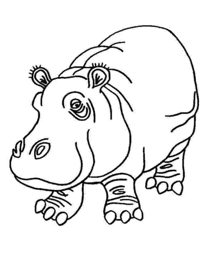 coloring pages hippo free printable hippo coloring pages for kids hippo pages coloring 1 1