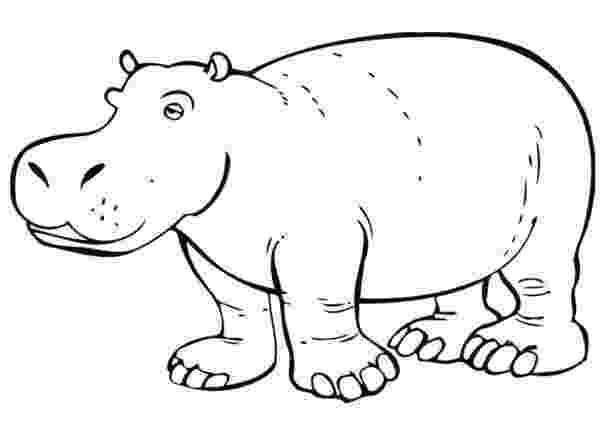 coloring pages hippo hippo coloring pages download hippo pages coloring 1 1