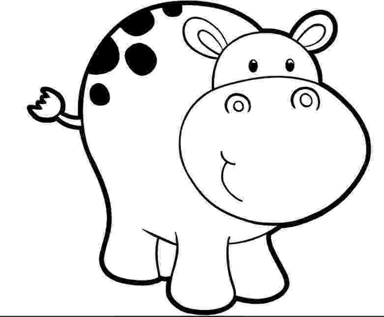 coloring pages hippo printable hippo coloring pages for kids cool2bkids coloring hippo pages 1 1