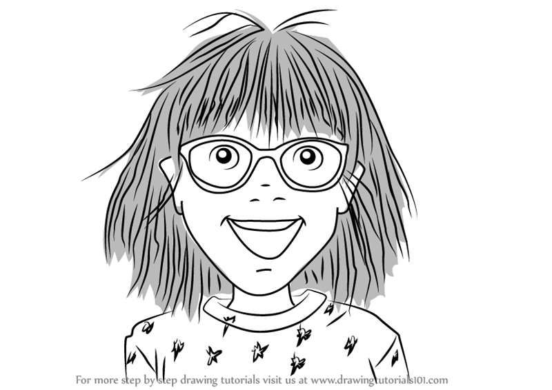 coloring pages junie b jones learn how to draw junie b from junie b jones junie b pages coloring junie jones b