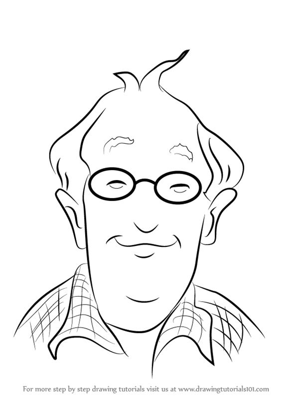 coloring pages junie b jones step by step how to draw grampa frank miller from junie b jones coloring junie pages b