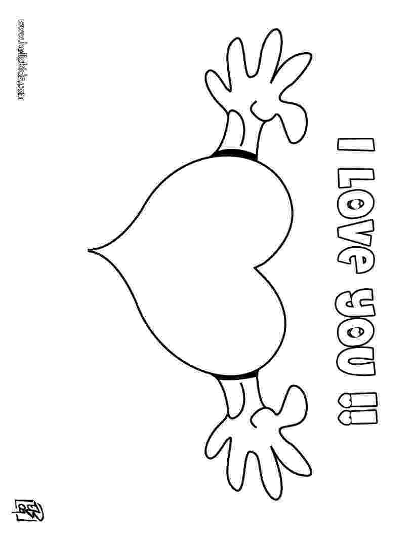coloring pages love you i love you coloring pages to download and print for free coloring you love pages