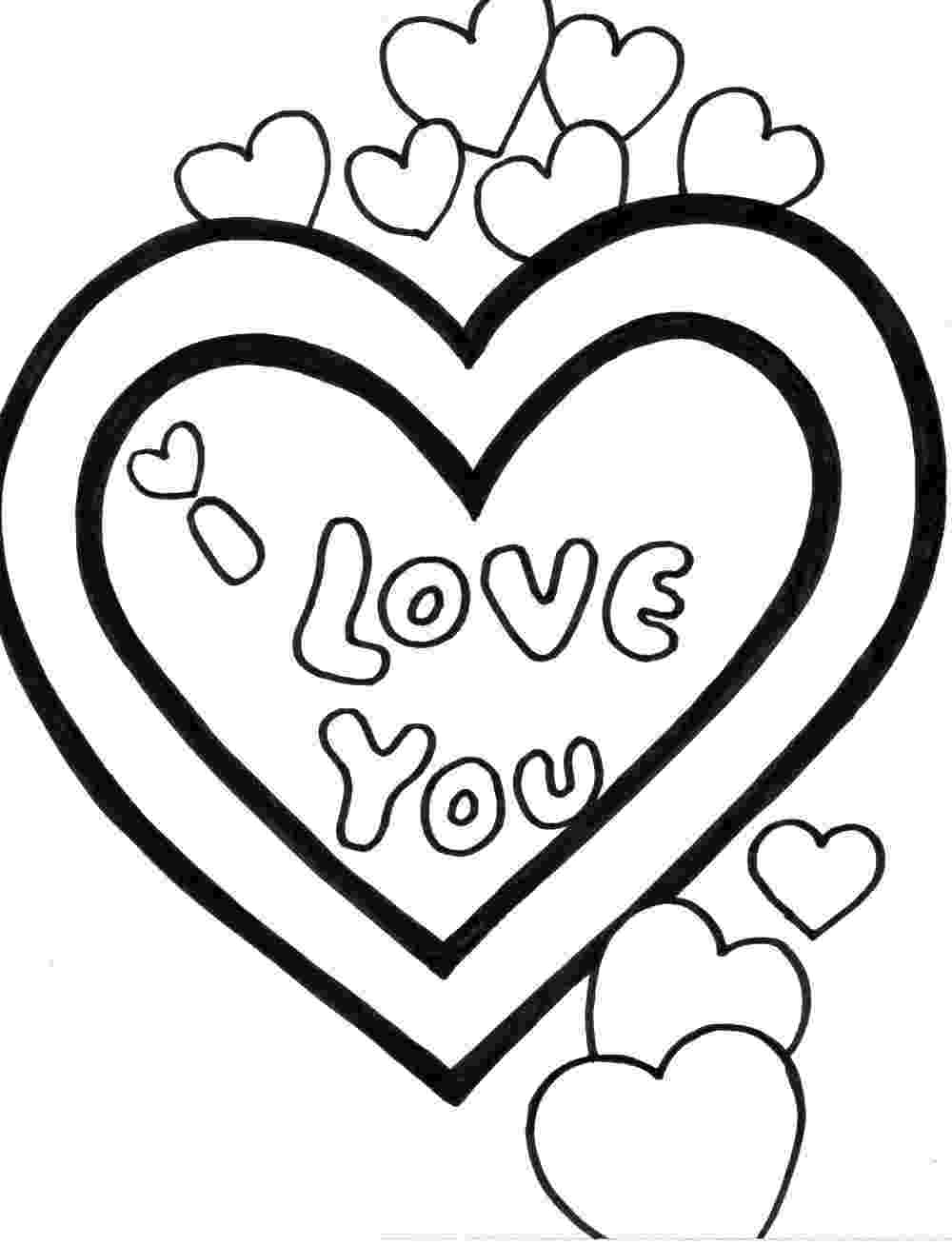 coloring pages love you i love you coloring pages you pages coloring love