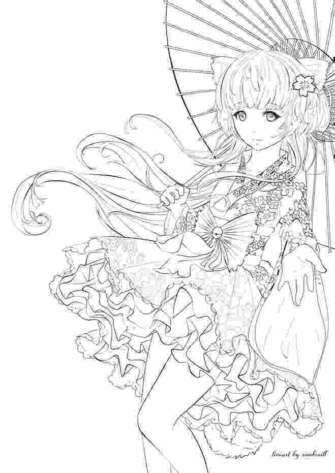 coloring pages manga color me by ximbixill anime asian art manga coloring coloring manga pages