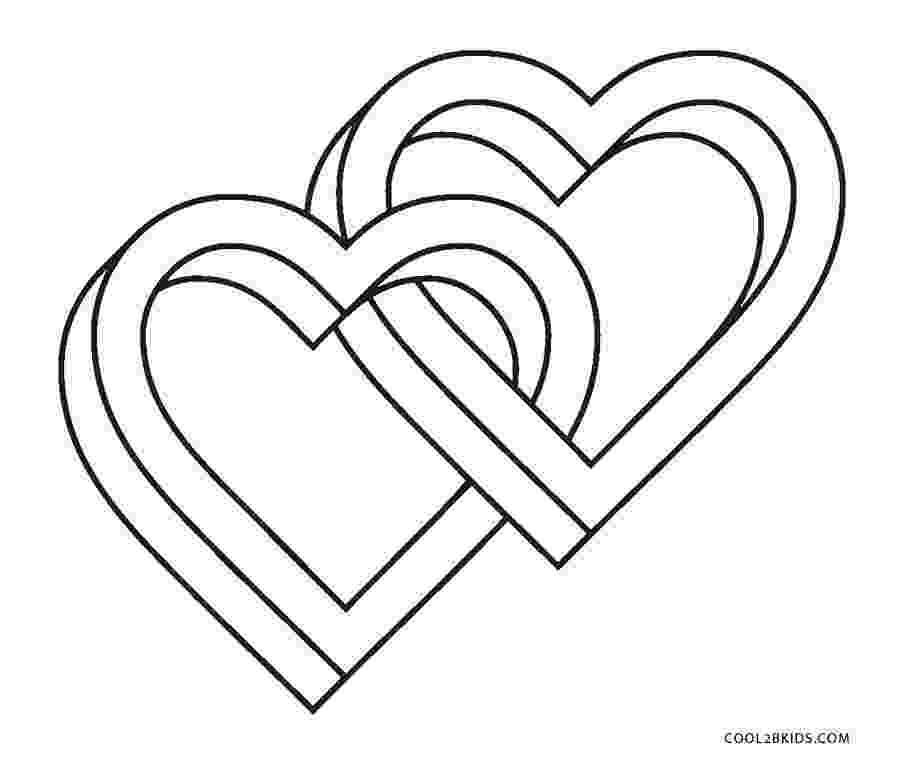 coloring pages of a heart free printable heart coloring pages for kids heart a pages of coloring