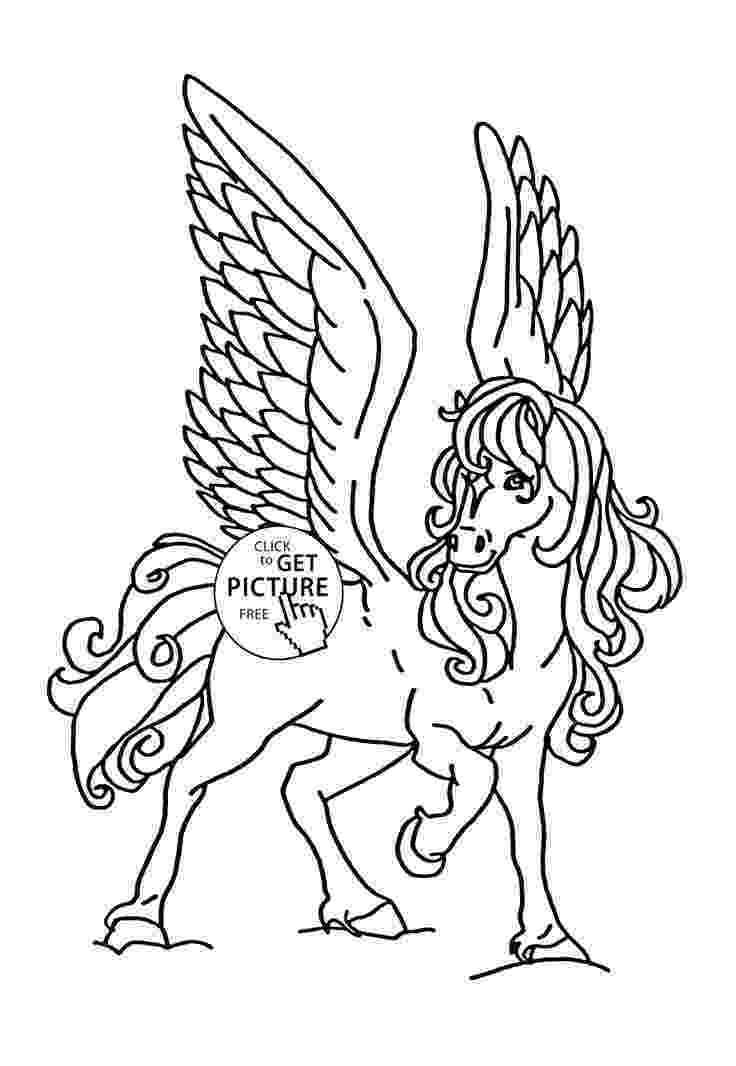 coloring pages of animals horses 114 best images about animals coloring pages on pinterest horses of animals pages coloring