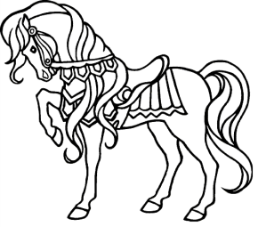 coloring pages of baby horses baby horse coloring pages getcoloringpagescom horses pages coloring of baby