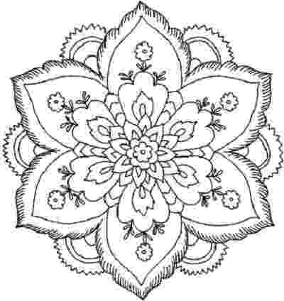 coloring pages of beautiful flowers beautiful flowers detailed floral designs coloring book beautiful of coloring pages flowers