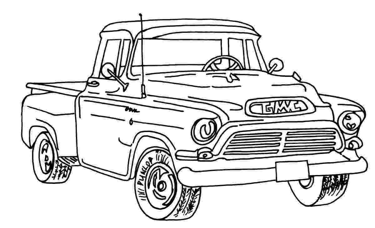 coloring pages of cars and trucks handmade by paula mwt masculine cards trucks coloring cars of and pages