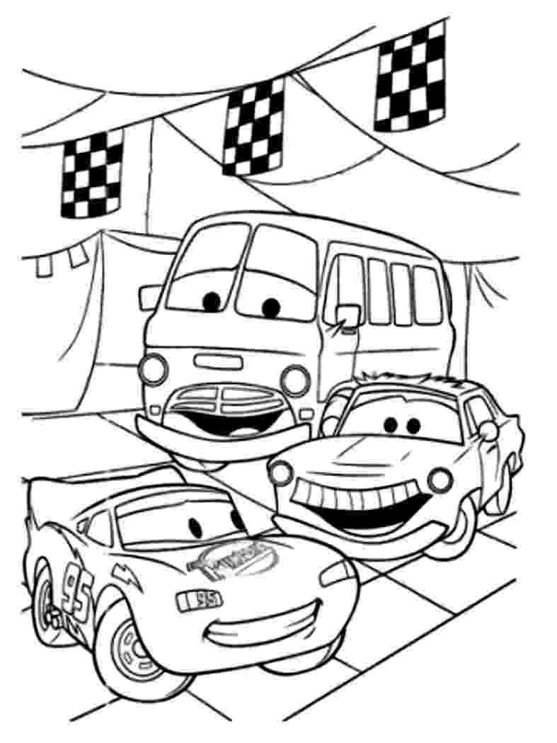 coloring pages of cars characters coloring pictures of disney characters of characters cars pages coloring
