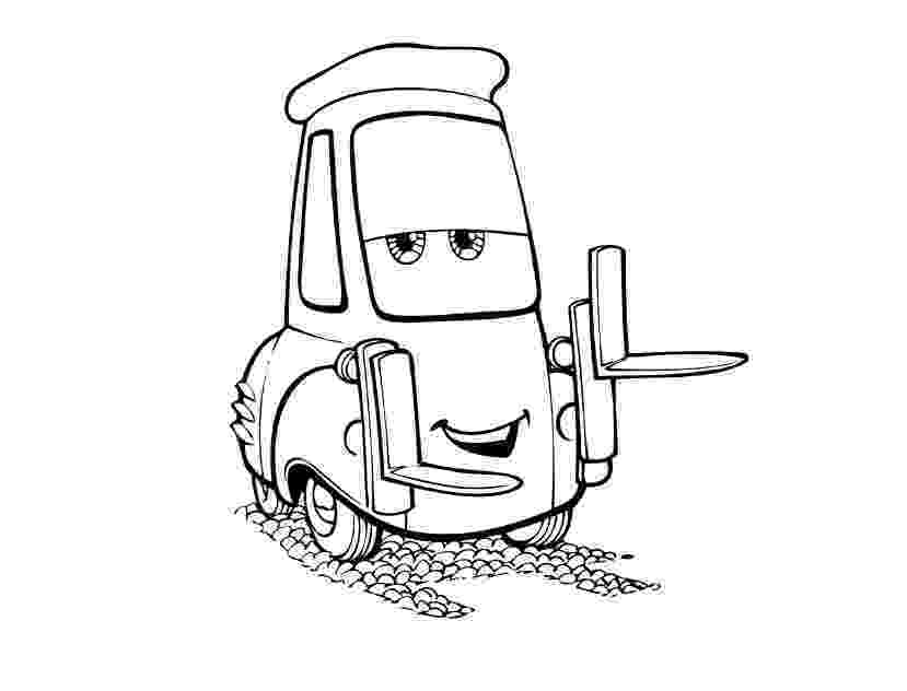 coloring pages of cars characters the best free chuck drawing images download from 203 free of pages characters coloring cars