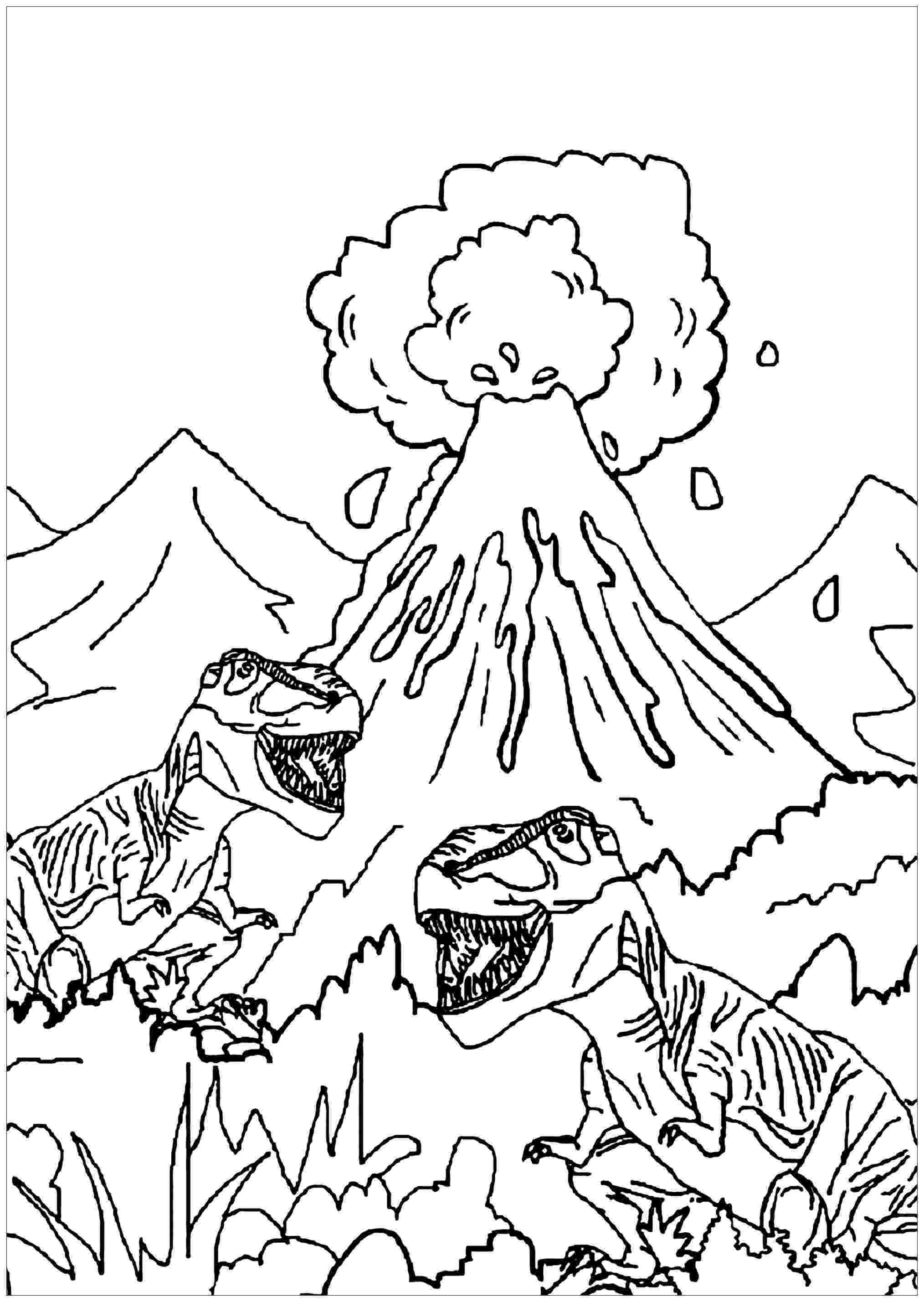 coloring pages of dinosaurs for preschoolers pin by mag on letter d preschool activities coloring dinosaurs pages preschoolers of coloring for