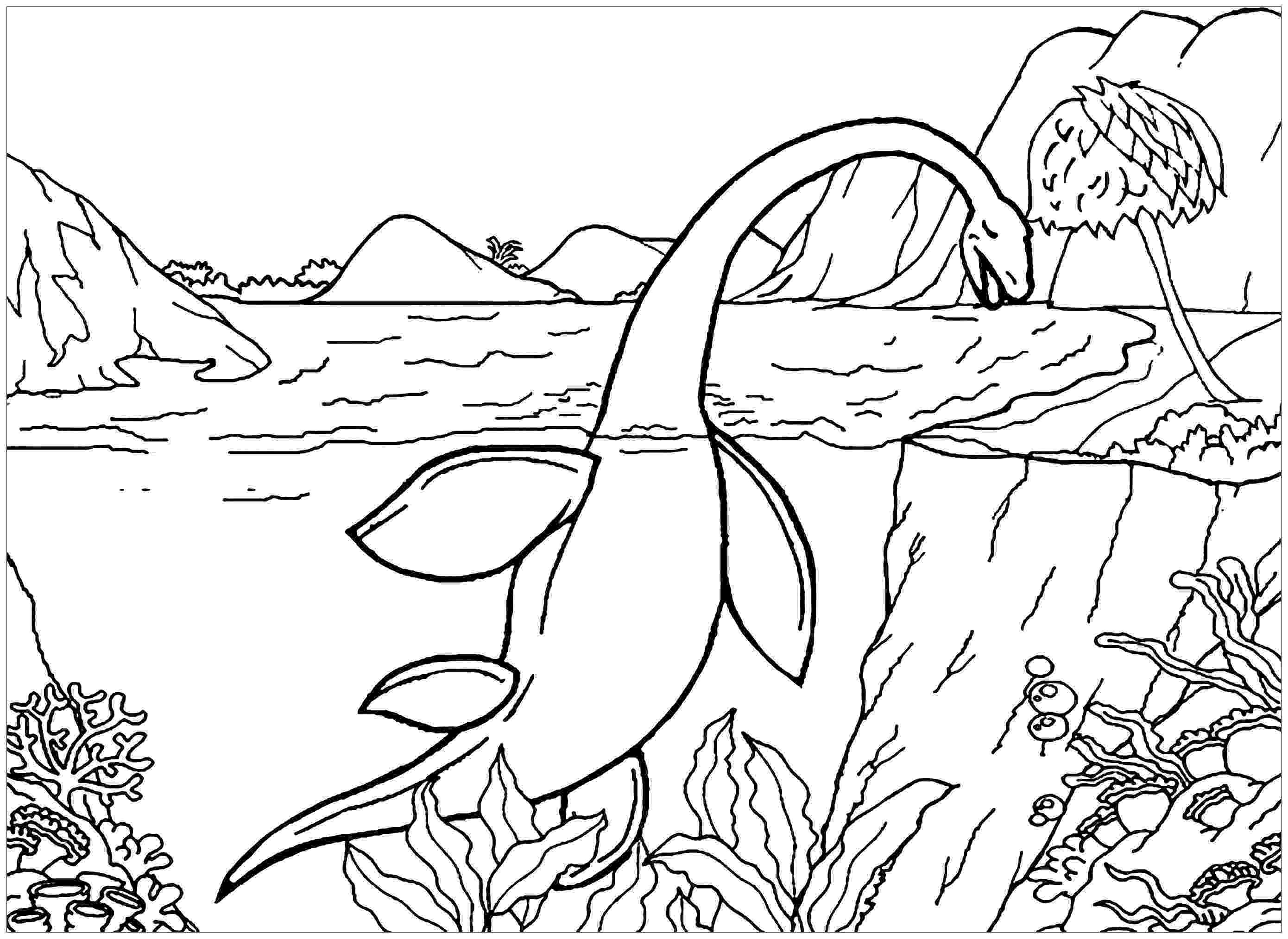 coloring pages of dinosaurs for preschoolers triceratops colouring topic dinosaurs coloring pages for pages of dinosaurs preschoolers coloring