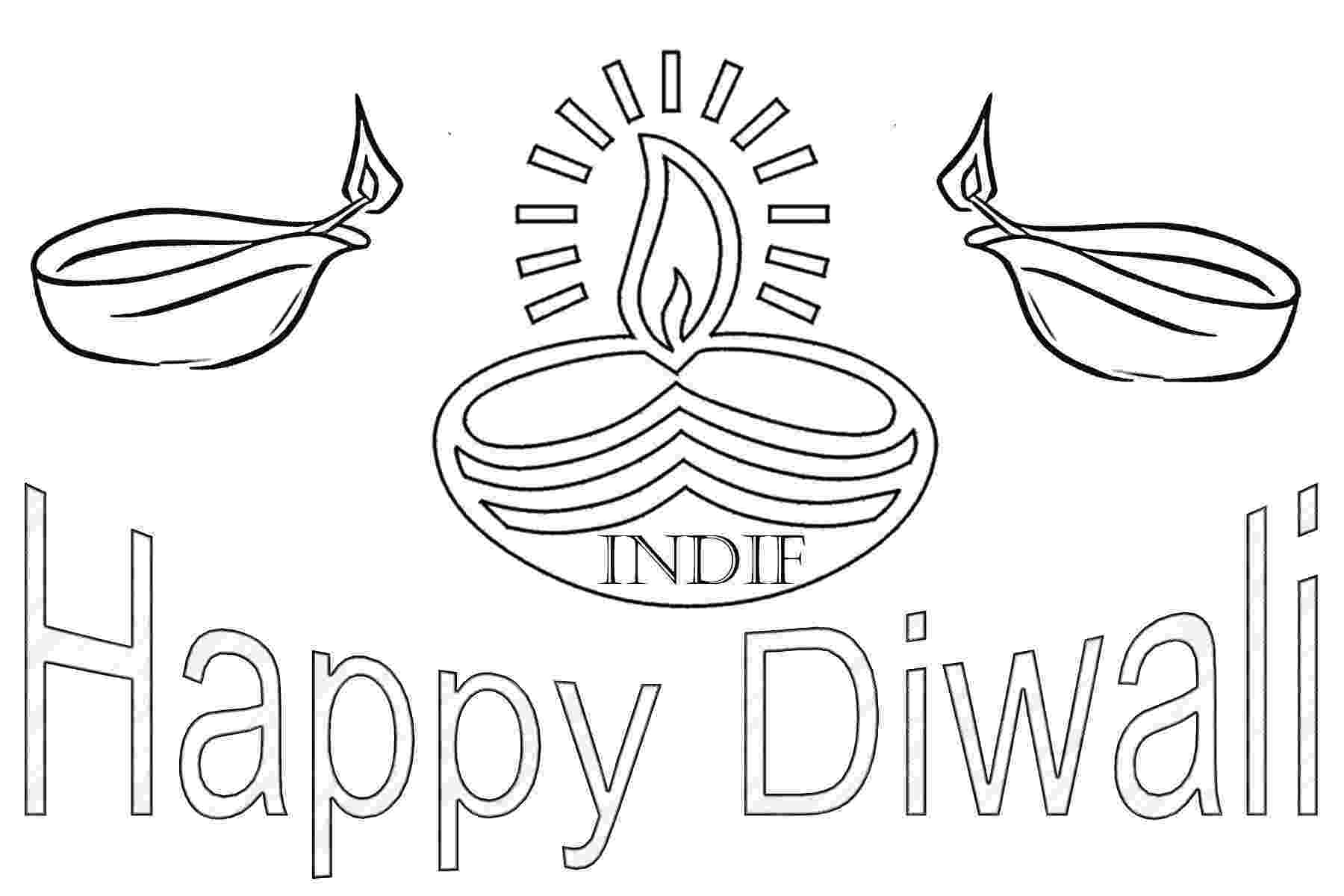 coloring pages of diwali diwali colouring pages family holidaynetguide to of pages diwali coloring