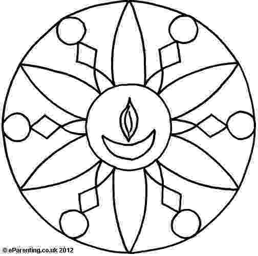 coloring pages of diwali diwali pictures to color pages of coloring diwali